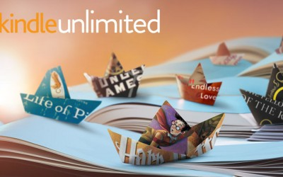 Kindle Unlimited 'Pay Per Page'
